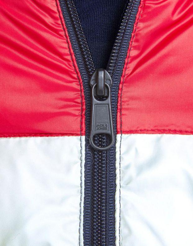 JACK&JONES Puffer Jacket Scarlet - 12156211/scarlet - 5