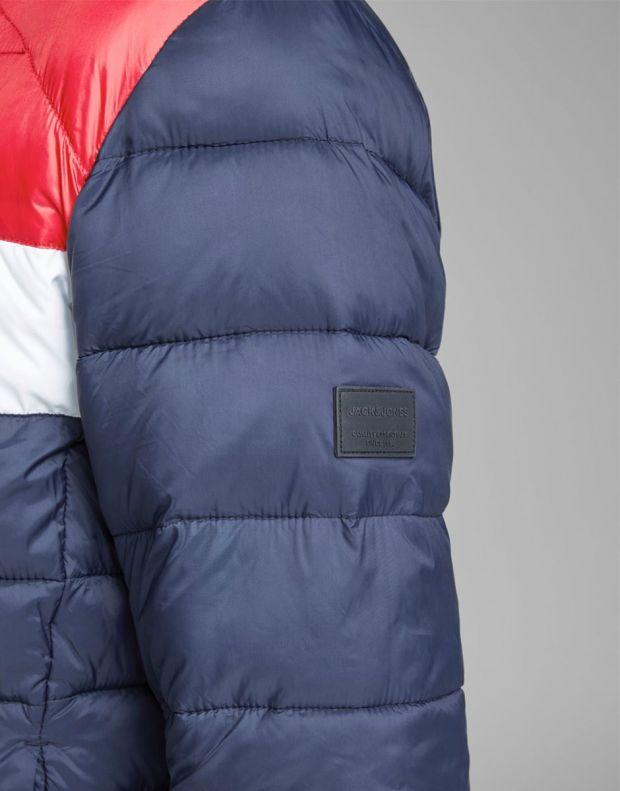 JACK&JONES Puffer Jacket Scarlet - 12156211/scarlet - 6