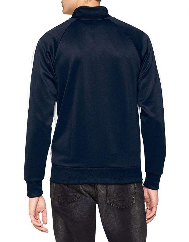 JACK&JONES Side Stripe Sweatshirt Eclipse - 12140430/eclipse - 2