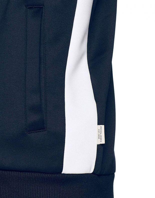 JACK&JONES Side Stripe Sweatshirt Eclipse - 12140430/eclipse - 3