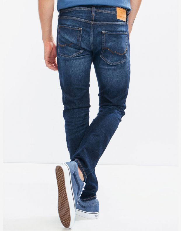 JACK&JONES Slim Fit Jeans B. Denim - 12127242/denim - 2