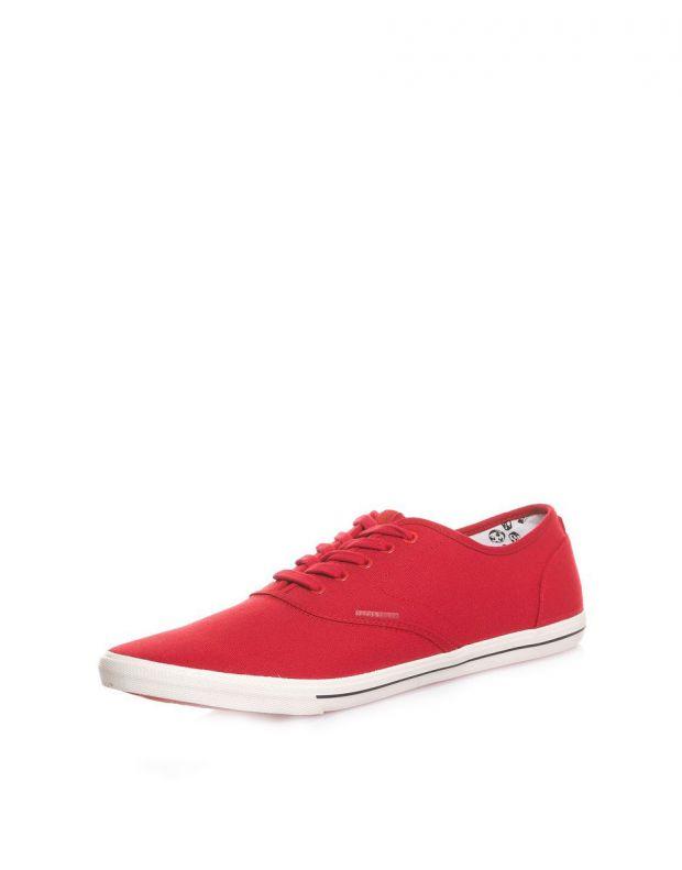 JACK&JONES Spider Sneakers Red - 12103541 - 4