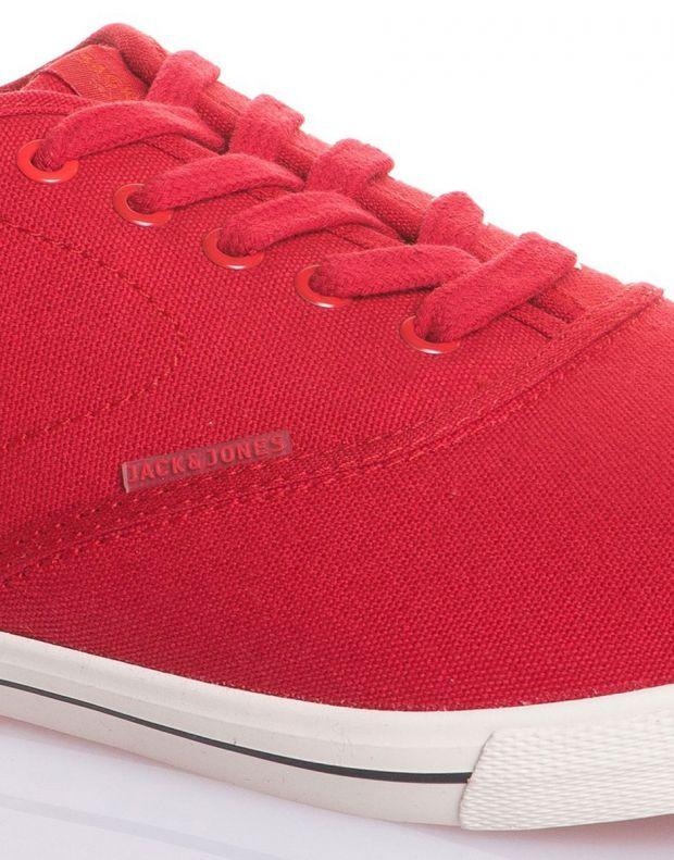 JACK&JONES Spider Sneakers Red - 12103541 - 7