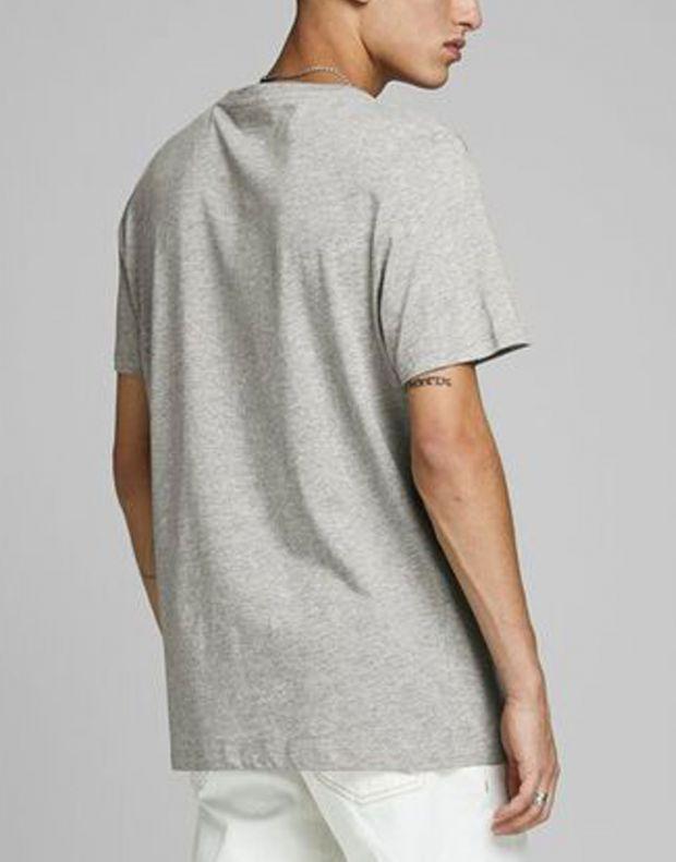 JACK&JONES Venture Tee Grey - 12168083/grey - 2