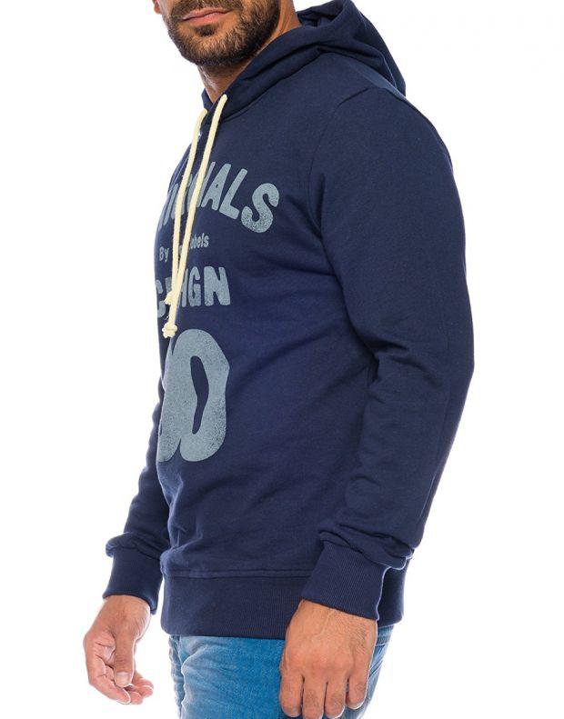 JACK&JONES Magic Sweatshirt Navy - 2