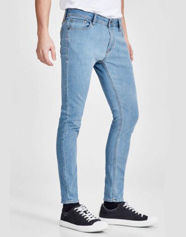 JACK&JONES Liam Original Jeans Blue - 12136612/blue - 2