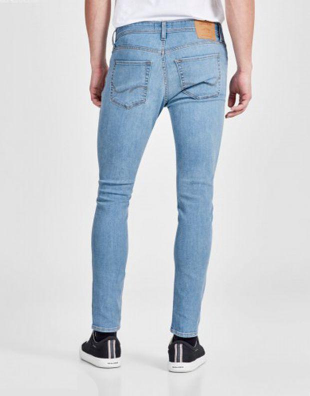 JACK&JONES Liam Original Jeans Blue - 12136612/blue - 3