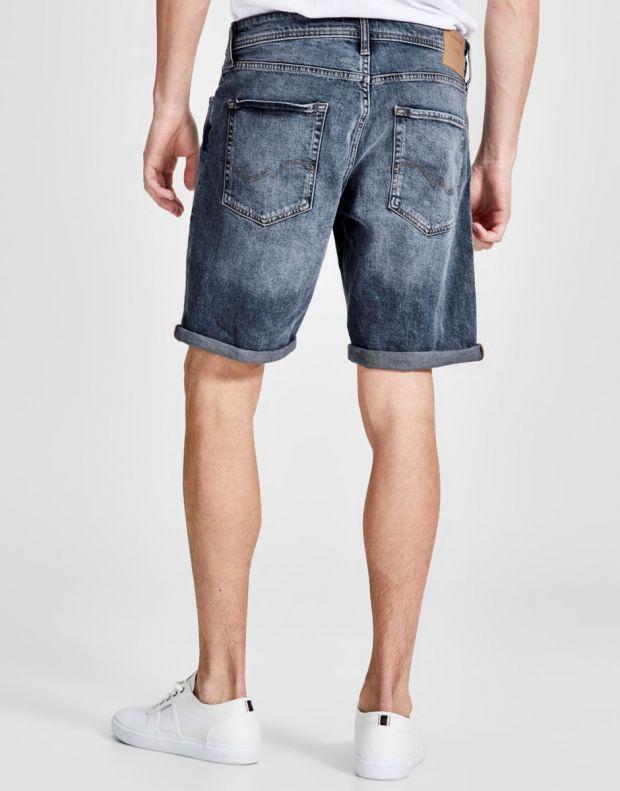 JACK&JONES Rick Original Denim Shorts - 12133319/denim - 2