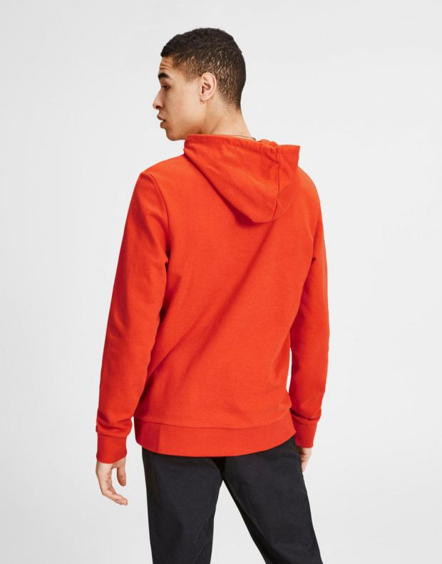 JACK&JONES Print Sweat Orange - 2