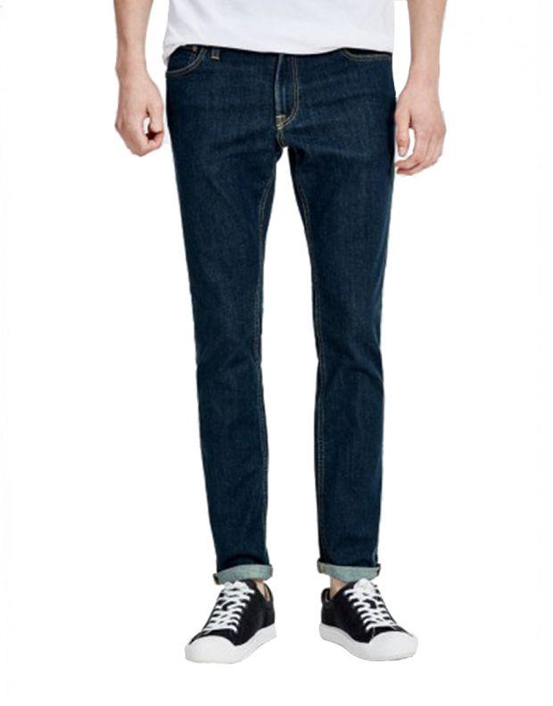 JACK&JONES Liam Original Jeans Indigo - 12134690/blue - 1