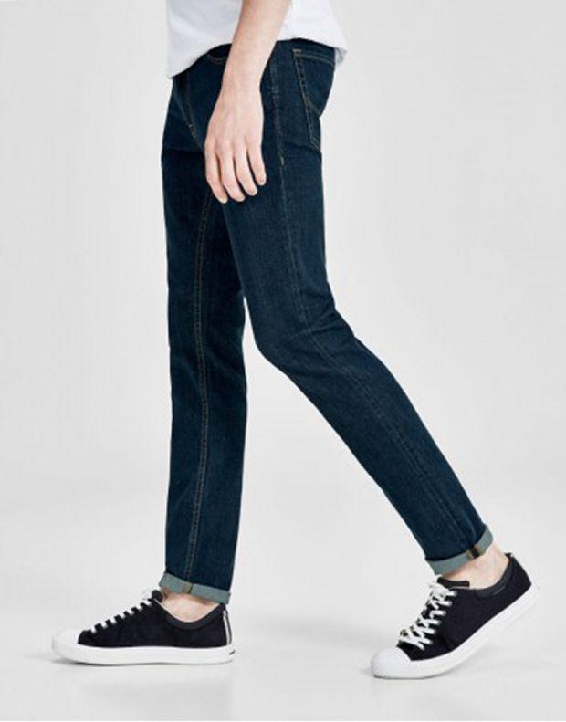 JACK&JONES Liam Original Jeans Indigo - 12134690/blue - 2
