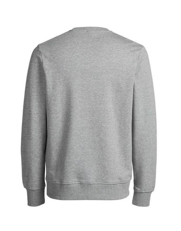JACK&JONES Jorworking Sweat Grey - 3
