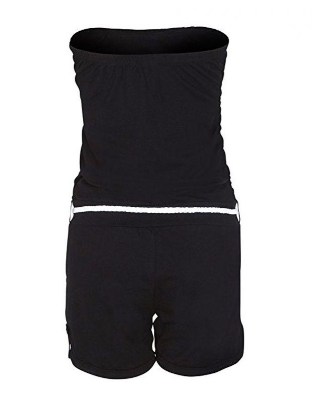 STITCH&SOUL Black Allover Jumpsuit - 3