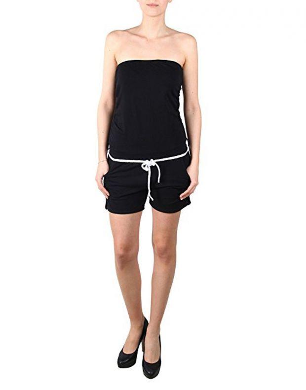 STITCH&SOUL Black Allover Jumpsuit - 5