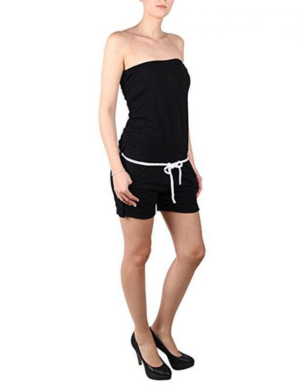 STITCH&SOUL Black Allover Jumpsuit - 6