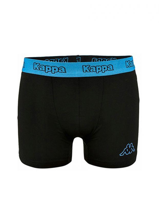 KAPPA 2pack Boxer Black/Blue Sea - 304JB30-954 - 2
