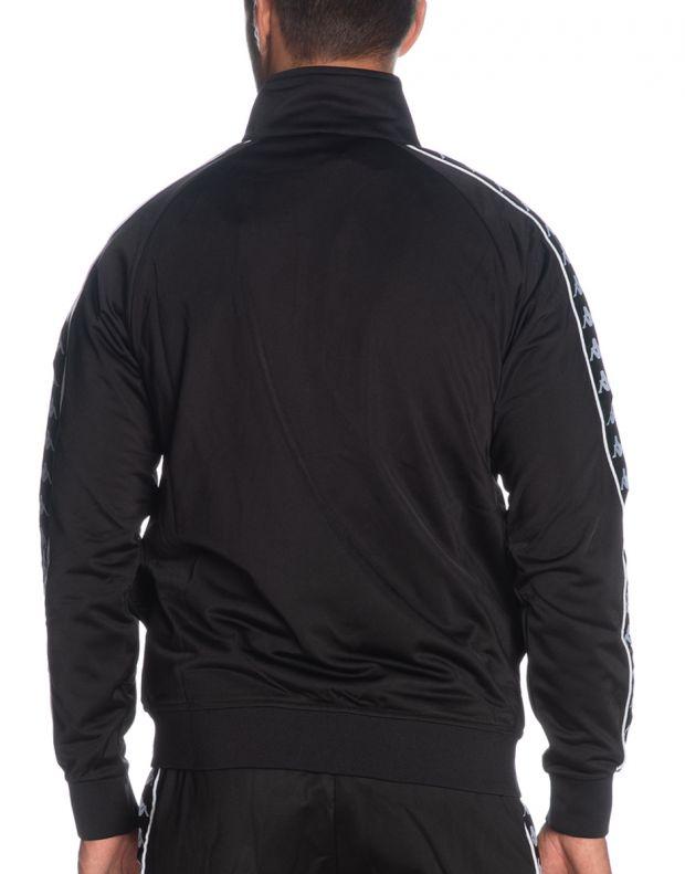 KAPPA Anniston Slim Banda Tracktop Black - 301EFU0-AD5 - 2