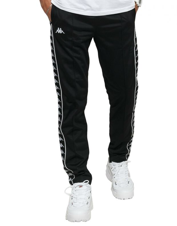KAPPA Astoria Slim Banda Trackpant Black - 301EFS0-AD5 - 1