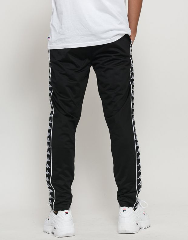 KAPPA Astoria Slim Banda Trackpant Black - 301EFS0-AD5 - 2