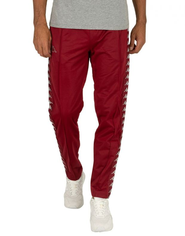 KAPPA Astoria Slim Banda Trackpant Red - 301EFS0-C22 - 1
