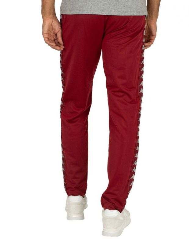 KAPPA Astoria Slim Banda Trackpant Red - 301EFS0-C22 - 2