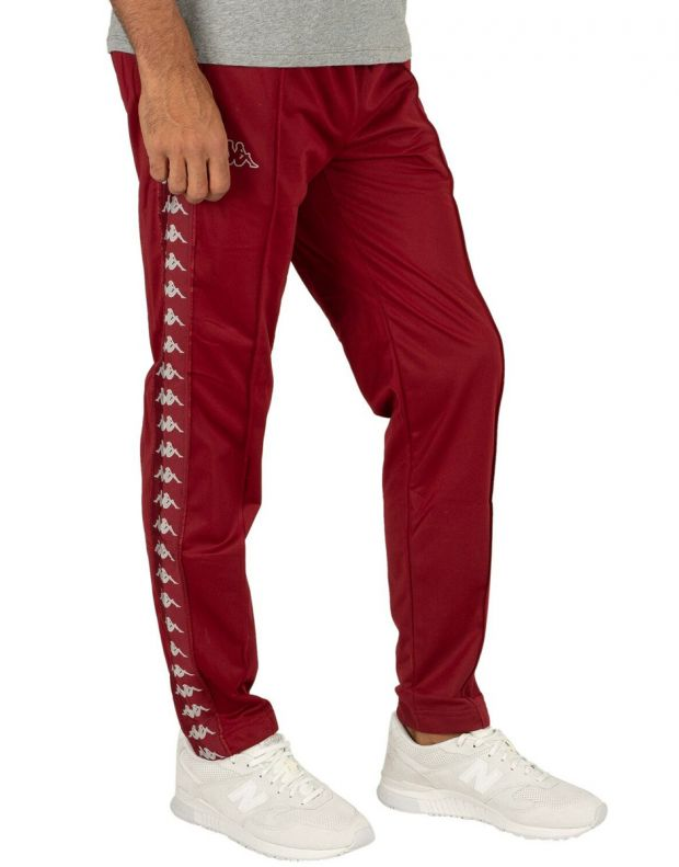 KAPPA Astoria Slim Banda Trackpant Red - 301EFS0-C22 - 3