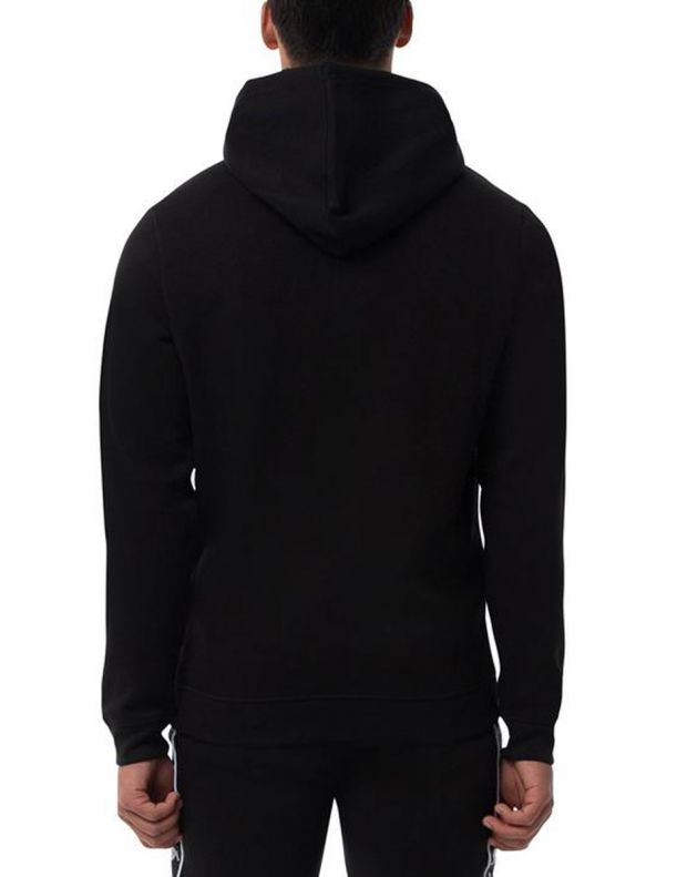KAPPA Authentic Esmio Logo Hoody Black - 2