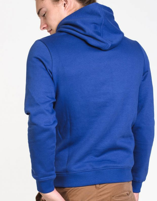 KAPPA Authentic Esmio Logo Hoody Blue - 303L0R0-938 - 2