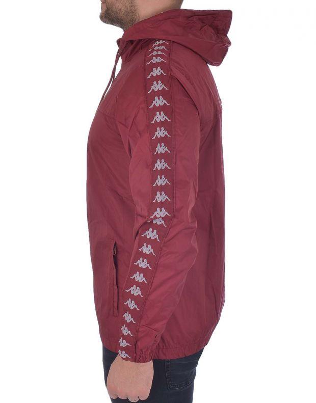 KAPPA Dawson Banda Jacket Bordo - 303WA70-953 - 3