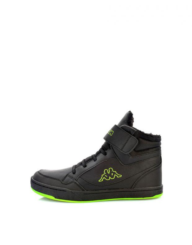 KAPPA Jumpshot K Boots Black - 260748K-1130 - 1