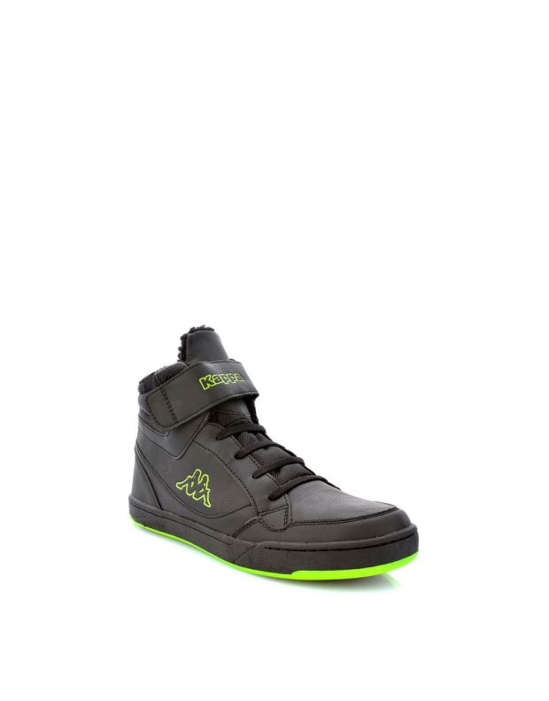 KAPPA Jumpshot K Boots Black - 260748K-1130 - 3