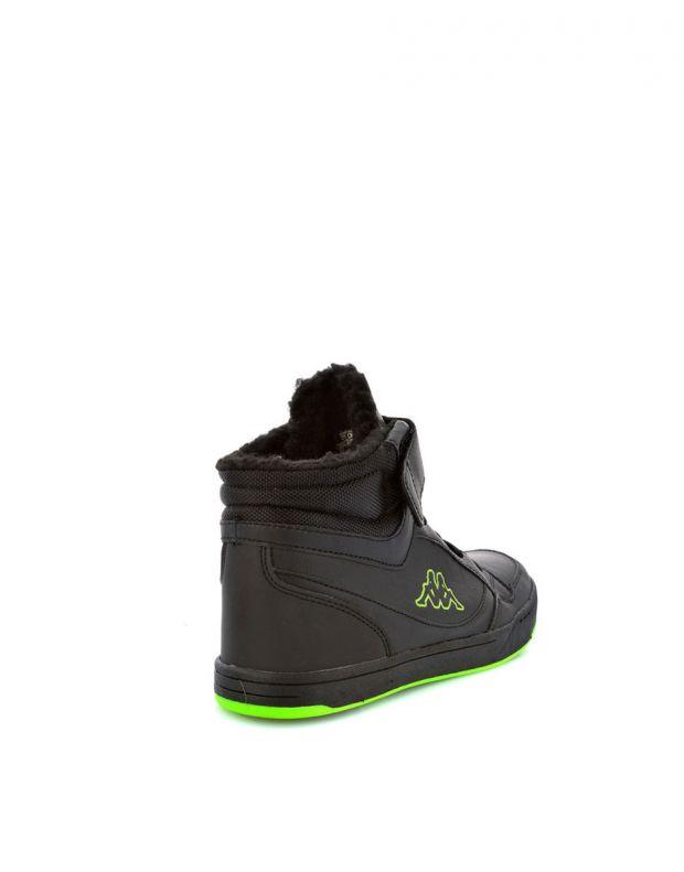 KAPPA Jumpshot K Boots Black - 260748K-1130 - 4