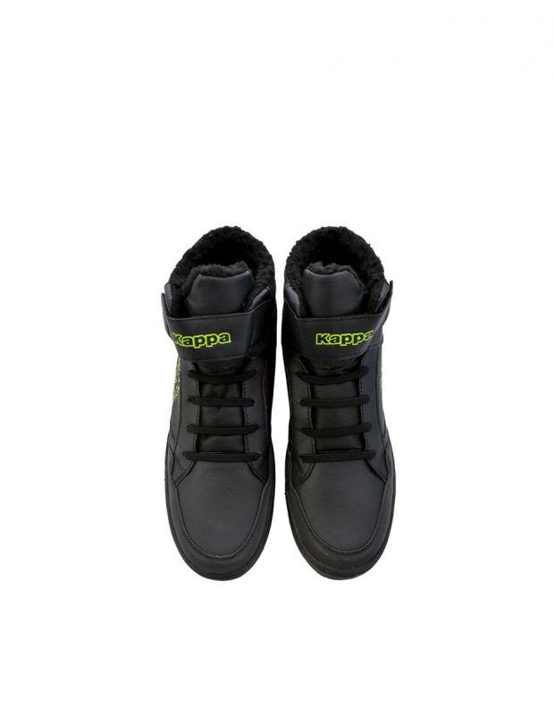 KAPPA Jumpshot K Boots Black - 260748K-1130 - 5