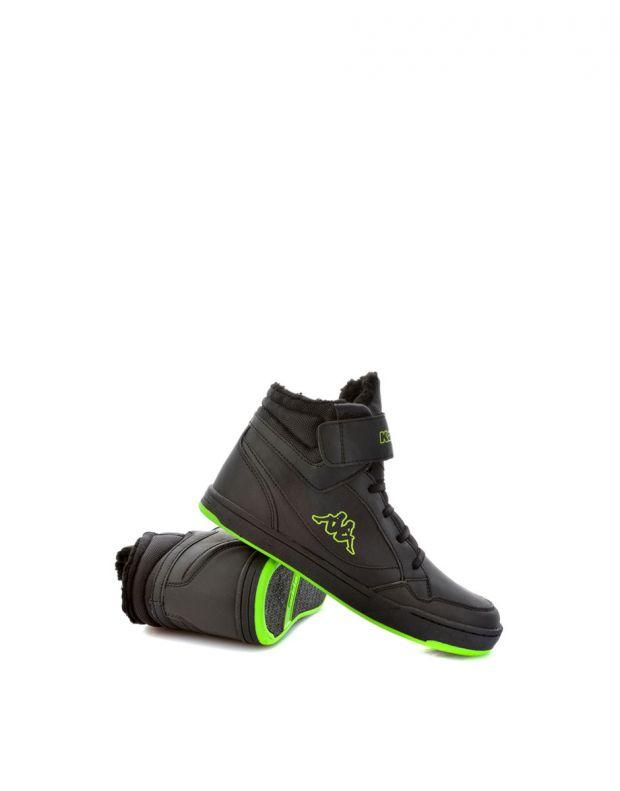 KAPPA Jumpshot K Boots Black - 260748K-1130 - 6