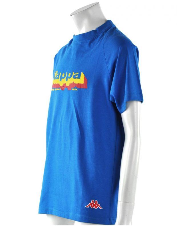 KAPPA Problock Tee Blue - 301H1L0-012 - 2