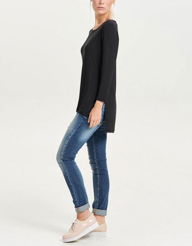 ONLY Loose Long Sleeved Blouse - 3