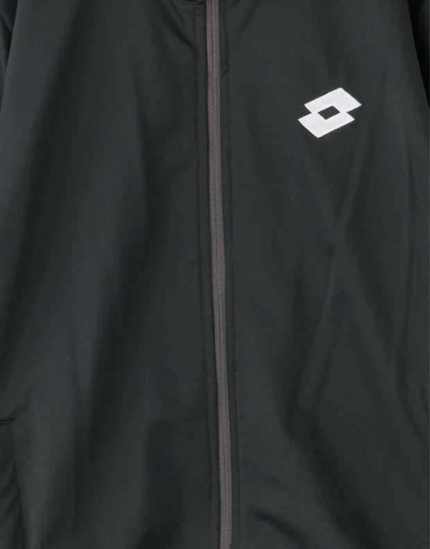 LOTTO Derrel Tracksuit Junior Black - T3645 - 1