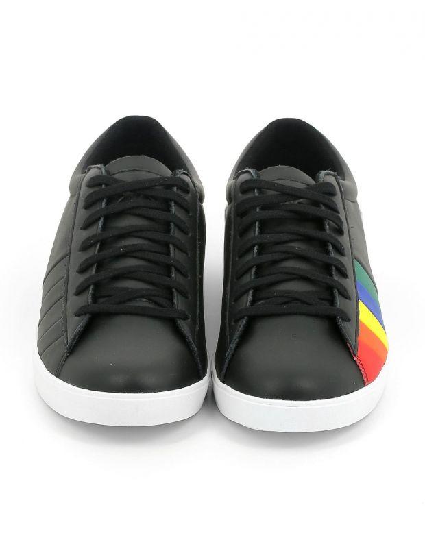 LE COQ SPORTIF Flag W Rainbow Black - 5