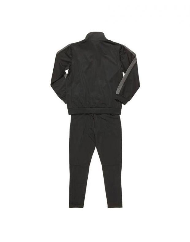 LOTTO Derrel Tracksuit Junior Black - T3645 - 3