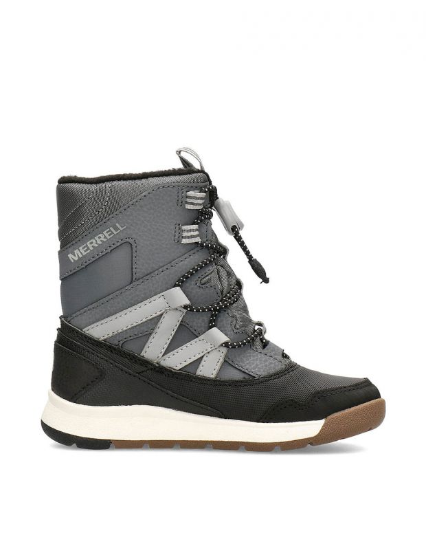 MERRELL Snow Crush Waterproof Boots Black - MK259170 - 2