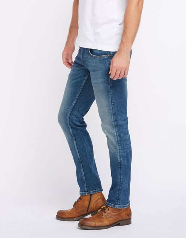 MUSTANG Oregon Tapered Jeans Blue - 3