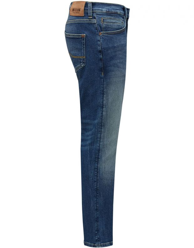 MUSTANG Oregon Tapered Jeans Blue - 6