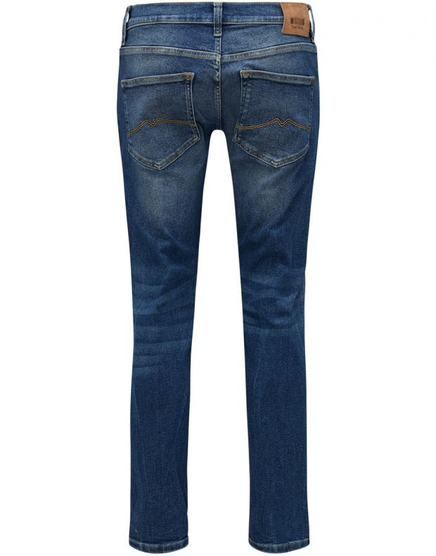 MUSTANG Oregon Tapered Jeans Blue - 7