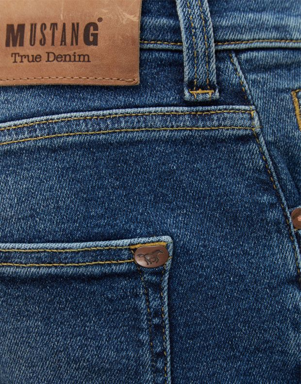 MUSTANG Oregon Tapered Jeans Blue - 8