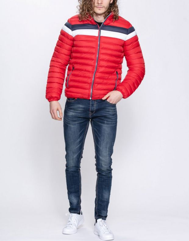 MZGZ Besty Jacket Red - 2