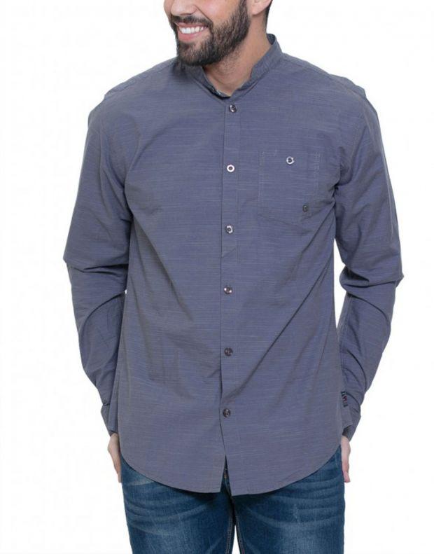 MZGZ Derio Shirt Grey - Derio/grey - 1