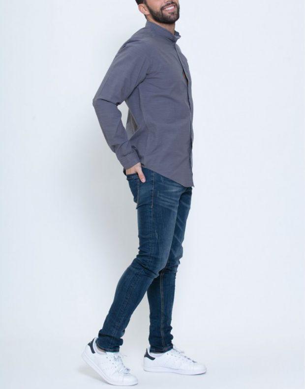 MZGZ Derio Shirt Grey - Derio/grey - 2