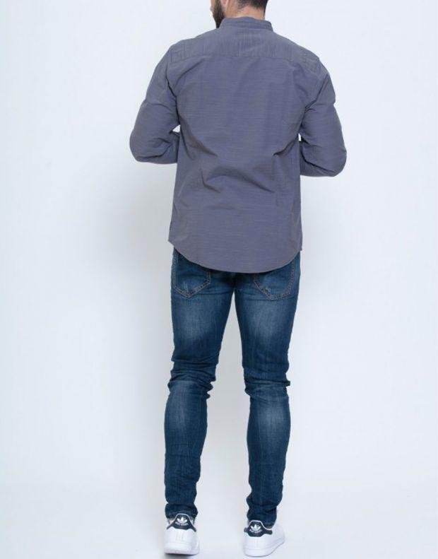 MZGZ Derio Shirt Grey - Derio/grey - 3