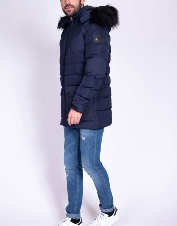 MZGZ Leisure Jacket Navy - leisure/navy - 3