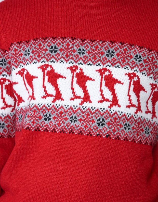 MZGZ Sochristmas Pullover Red - Sochristmas/red - 4